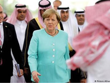 عقوبة سعودية لألمانيا جرّاء سياستها الخارجية في الشرق الأوسط