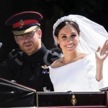 غوغل يحتفل بزفاف الأمير  هاري وميغان ماركل