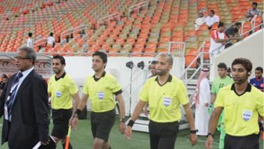 قاسم ومدلل يقودان اليوم لقاء السالمية والاتحاد السكندري في تأهيلية البطولة العربية
