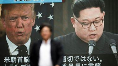قمّة «دونالد ترامب وكيم جونغ أون« تتأرجح وفق التصريحات