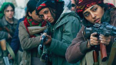 كتيبة من النساء العراقيات  تقتحم «كان « السينمائي
