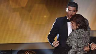 كريستيانو رونالدو يعيد  والدته لمهنتها القديمة