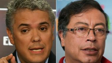 مواجهة ساخنة في الانتخابات الرئاسية بين اليسار واليمين في كولومبيا