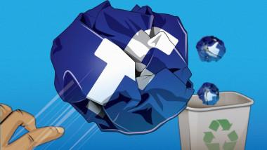 مجموعة أسباب تدفعك لحذف حسابك على الفيسبوك نهائياً