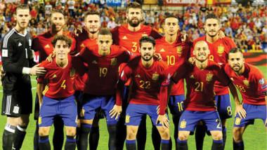 «الإسباني» يؤمن صفوفه من الإصابات المفاجئة في مونديال روسيا 2018