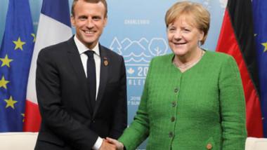 إصلاح منطقة اليورو، والدفاع وملف الهجرة تبحثها قمّة فرنسية ألمانية