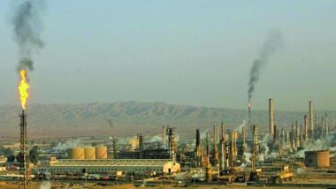 إيران تستعمل نفط كركوك في مصافيها