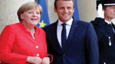 اتفاق بين برلين وباريس على موازنة مشتركة لمنطقة اليورو