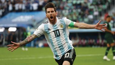 الأرجنتين تستعد لموقعة فرنسا.. السبت