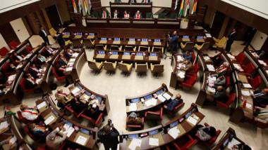 الاتحاد الوطني والديمقراطي الكردستاني يرفضان تمديد عمر مجلس النوّاب