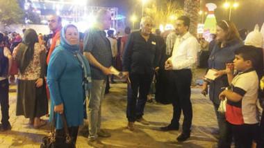البصرة تحتضن محافظات  العراق في بازار كركيعان
