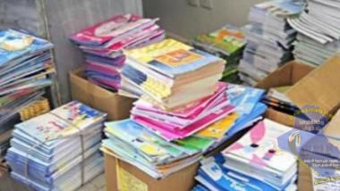 """""""التربية"""" تباشر بتجهير الكتب المنهجية قبل بدء العام الدراسي الجديد"""