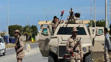 الجيش الليبي يسيطر على  75 % من مدينة درنة