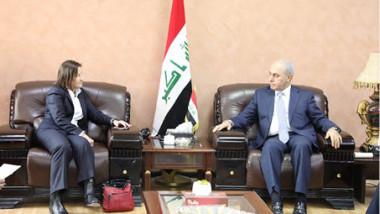 العراق يبحث إجراءات انضمامه لمنظمة التجارة العالمية مع أستراليا