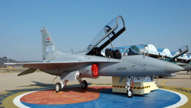 """القوة الجوية تتسلم الدفعة الثانية من طائرات """"T50"""" الكورية"""