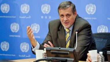 المبعوث الأممي: الانتخابات سادها جو هادئ ومستقر ولا بد من مراعاة الطعون