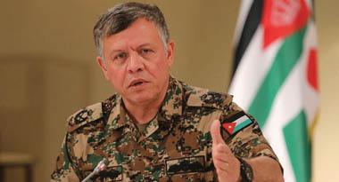 """الملك يحذّر من """"المجهول"""" والاحتجاجات مستمرة في الأردن"""