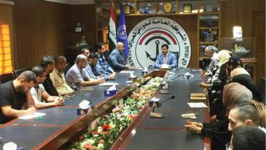 الموانئ العراقية تطبق برنامج عمل إلكتروني لتنظيم طلبات الشراء المحلية