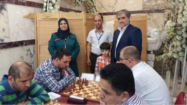 بدء بطولة الهدف الدولية  الثامنة  بالشطرنج الكلاسك