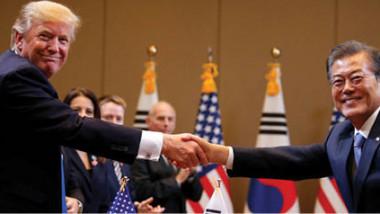 ترامب يلتقي اونغ في الثاني عشر من الشهر الجاري بسنغافورة