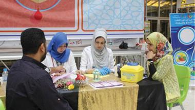 دائرة صحة البصرة نفّذت حملة توعية بالالتزام بالشروط الصحية