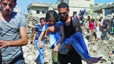 دمشق تبدأ هجوماً برياً في درعا بضوء أخضر إسرائيلي