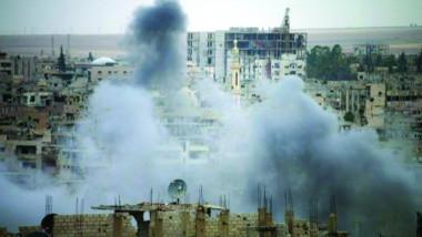 دمشق تتجاهل التحذيرات وتصعّد الهجوم جواً وبراً على قرى محافظتي درعا والقنيطرة