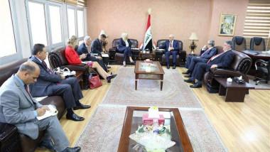العراق يناشد هولندا دعم انضمامه الى منظمة التجارة العالمية