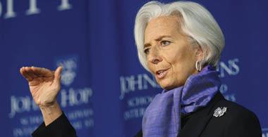 صندوق النقد الدولي يشن هجوماً على سياسة ترامب التجارية