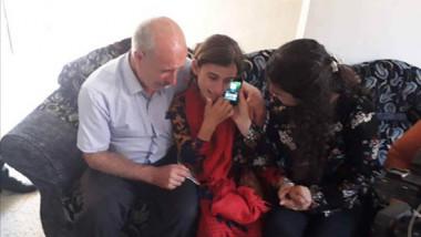 عداء بين امرأتين في مخيّم حدودي يعيد طفلة إيزيدية لذويها