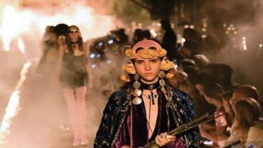 """""""غوتشي"""" تُنظِّم عرض أزياء  في مقبرة بجنوب فرنسا"""