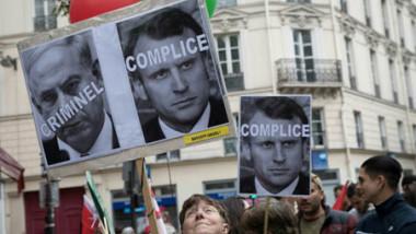 فرنسا ثاني محطات نتنياهو الأوروبية