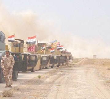 قتل 9 عناصر من داعش وطمر سبعة أنفاق سرية وتدمير 3 أوكار لهم