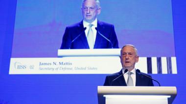 ماتيس: تصرفات بكين  في بحر الصين الجنوبي تعسفية