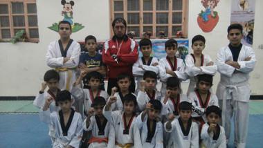 مدرسة شهداء العراق للتايكواندو تفتتح أبوابها أمام الموهوبين