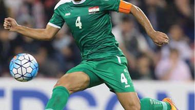 مصطفى ناظم يؤكد جاهزية  النجف لملاقاة فريق الحسين