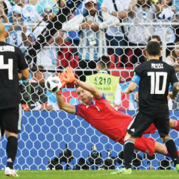 ميسي يسعى للتكفير عن ذنبه أمام كرواتيا