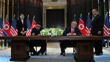 نزع الأسلحة النووية كليا من شبه الجزيرة الكورية