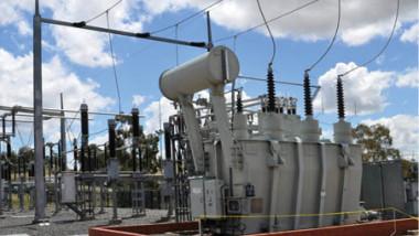 نصب وتشغيل محول (33 ك ف ) في محطة البيّاع الثانوية