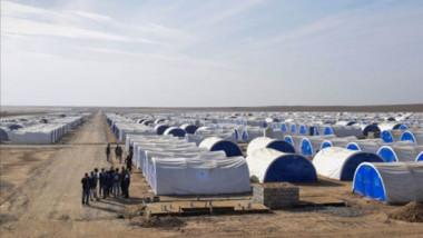 """نينوى تحذّر من تحوّل """"مخيمات ذوي الدواعش"""" الى """"مفرخة جديدة"""" لبقايا التنظيم الإرهابي"""