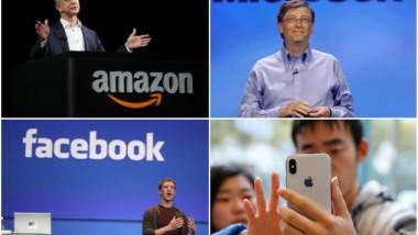 8 شركات تكنولوجية كبرى قيمتها 5 ترليونات دولار