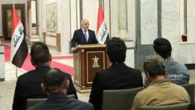 العبادي: اعادة الانتخابات خطأ وعلى تركيا احترام سيادة العراق