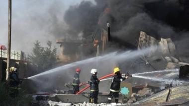رئيس المفوضية يعلن إلتهام  الحريق جميع اجهزة تسريع النتائج والتحقق الالكترونية ببغداد