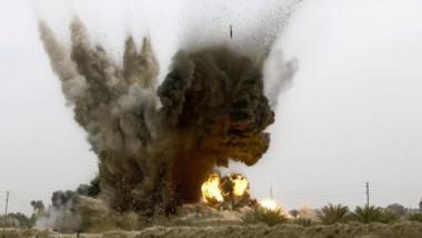 عمليات بغداد تنوه عن تفجير