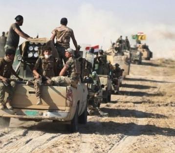 الشروع بتفتيش المنطقة الغربية لنهر دجلة في صلاح الدين