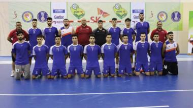 «شباب اليد» يلاقي سوريا اليوم في بطولة آسيا