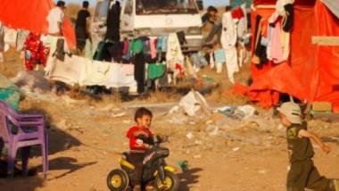 أكثر من 270 ألف نازح خلال  الأسبوعين الأخيرين في جنوب سوريا