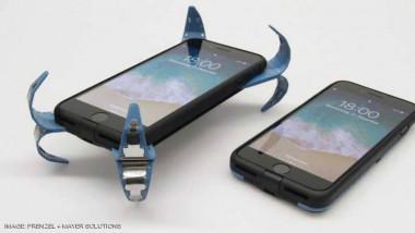 """""""أول وسادة هوائية"""" تحمي الهواتف"""