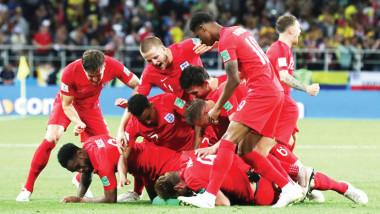 إنجلترا في المربع الذهبي للمونديال للمرة الأولى منذ 1990