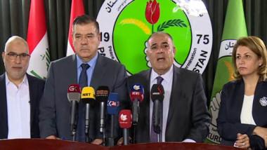 الاتحاد الوطني يقدم مبادرة لجمع الأطراف الكردستانية على ورقة عمل مشتركة تجاه بغداد